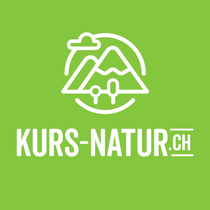 Kurs Natur Tourismus Logo Design
