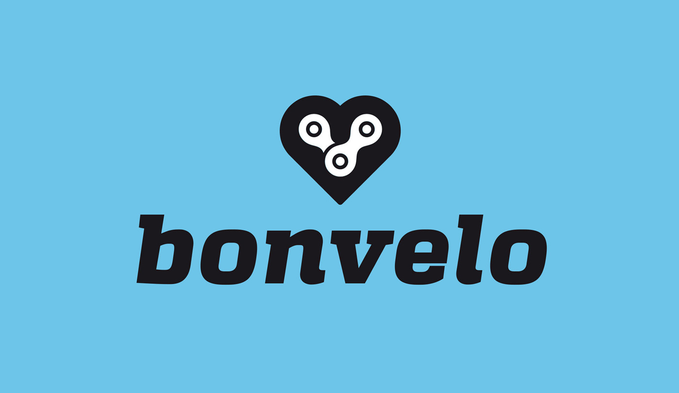 Corporate Design bonvelo Logodesign