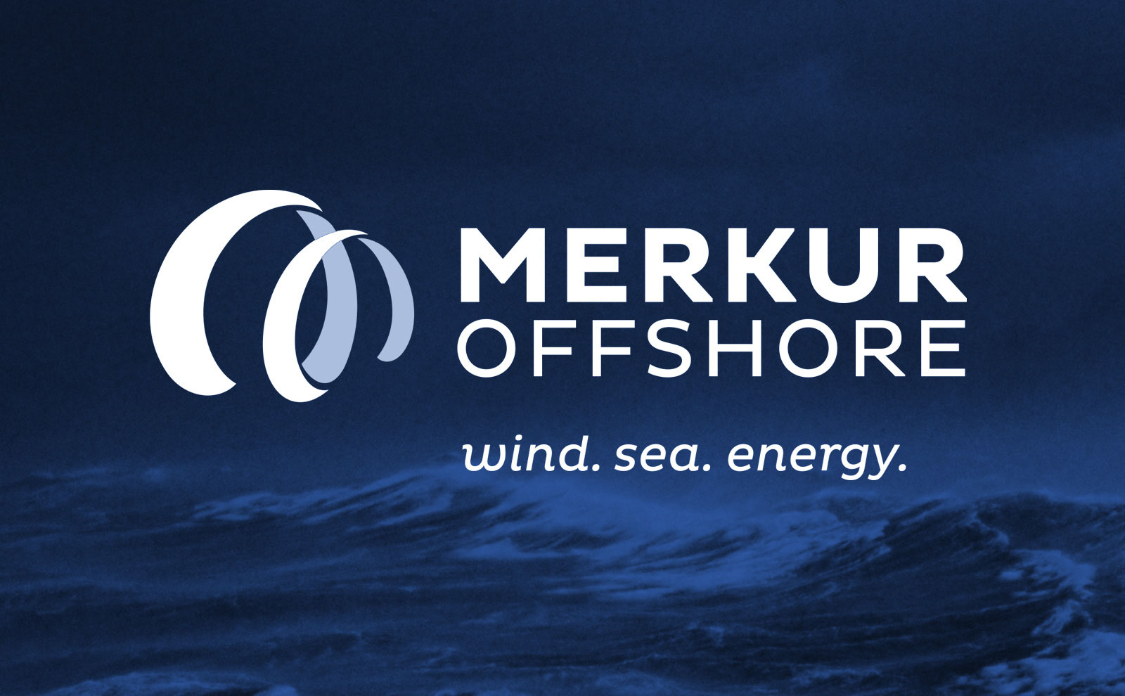 Windkraft Logo Windenergie