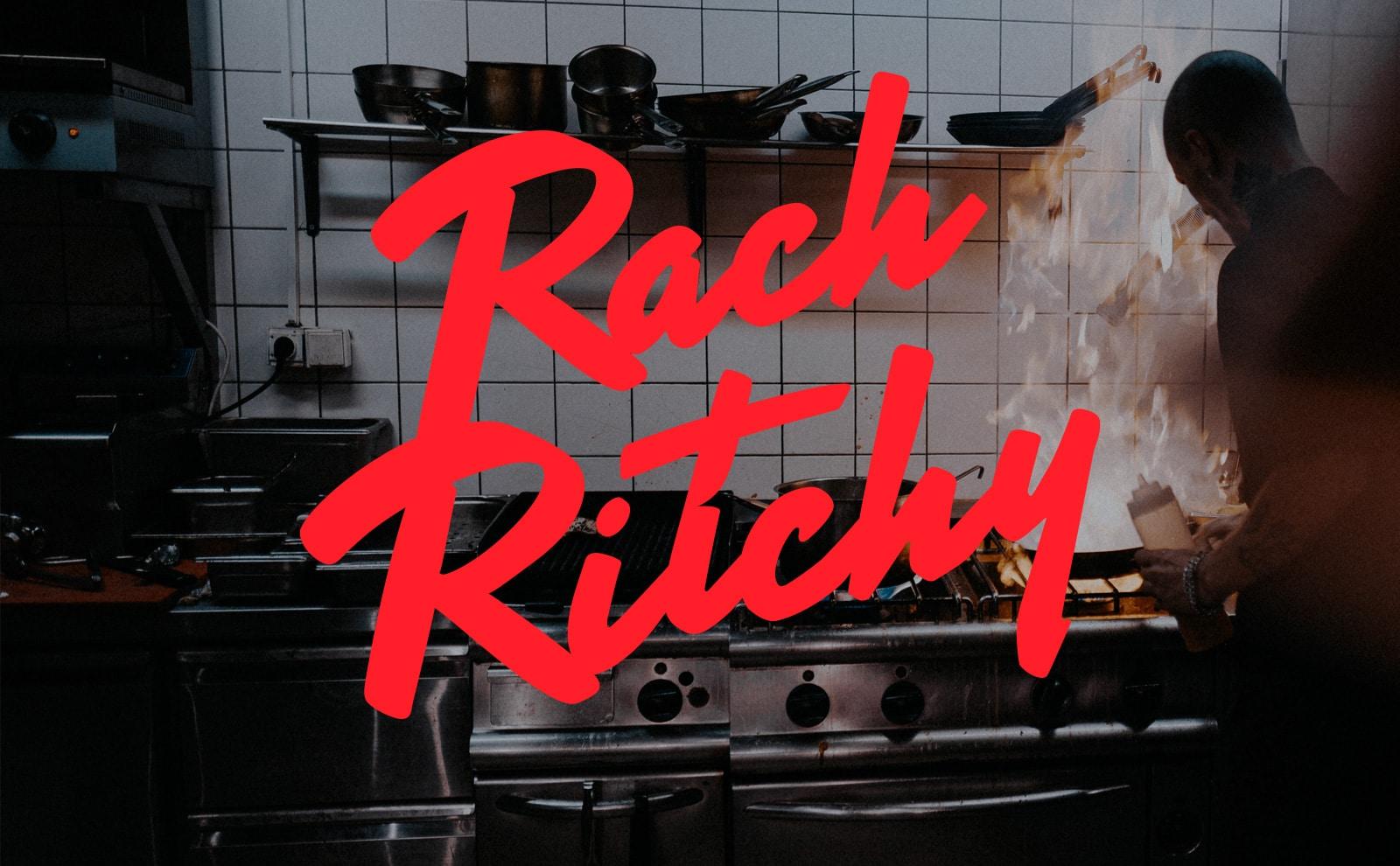 Logo Restaurant Rach und Ritchy